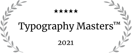 typography-masters-course-award-2021