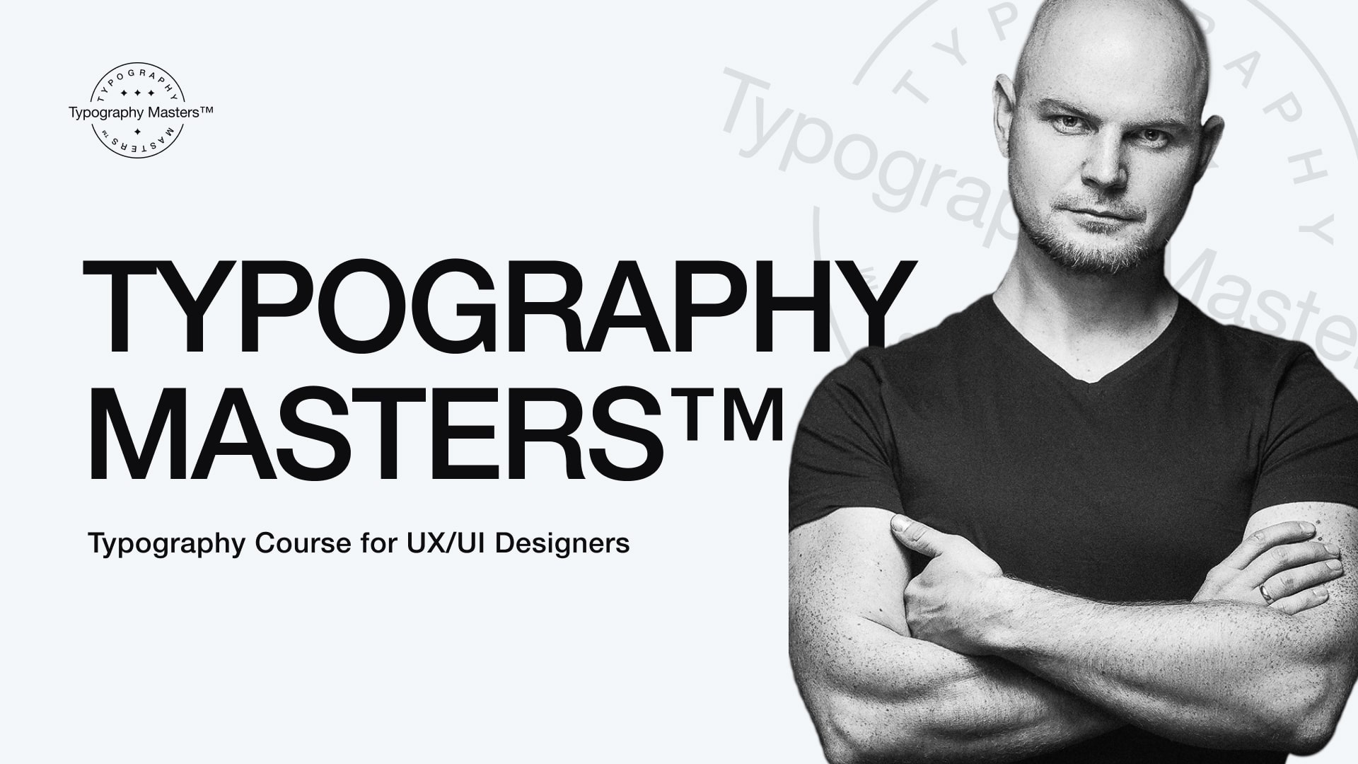 Typography Masters Course for UX/UI Designers by Alexunder Hess